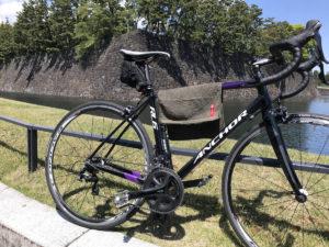 泉州タオルお客様の声:No.9 toshi様 フェイスタオル  ロードバイクと共に その2