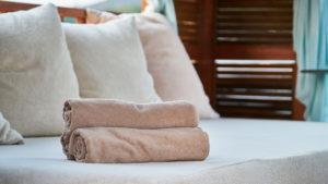 花粉症ケアへのタオル活用方法